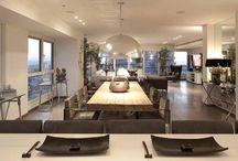 Dream Places, Houses etc / Interior designs