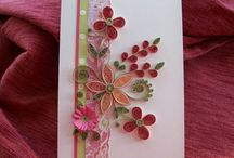 quilling cards / by Wilma Meij
