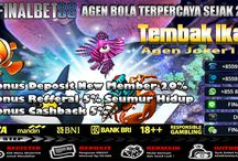 Situs Tembak Ikan Uang Asli (Joker123) / Finalbet88 juga menyediakan permainan tembak ikan menggunakan mata uang asli indonesia yakni rupiah, serta ada juga permainan live casino dan slot yang dipersembahkan oleh Joker123