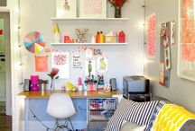 studio / by Tania Cantu GC