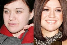 Before They Were Stars/Stars Without Makeup / by Kay Hough