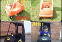 DIY projects for kids / Mummy's DIY home projects to entertain the kids