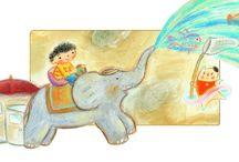 Illustration  / Illustraions for Children