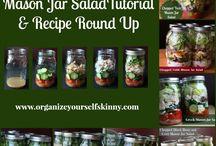 Salads / All kinds of salads