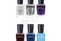 Zoya Zenith / Amerika'nın Dünyaca ünlü markası Zoya Oje'nin yeni koleksiyonu Zenith 2014