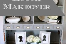 *Furniture Makeovers* / Fabulous furniture makeovers and transformations