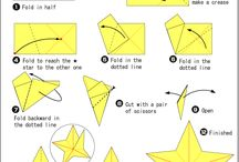 HOMESCHOOL ORIGAMI / Step by steps for completing origami in your homeschool.