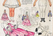 Paper Doll - Nora & Tilly Womans Home Journal