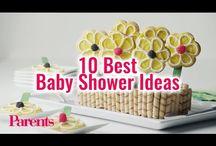 Baby Shower Food Ideas