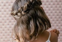 Ideas for Girls' Hair