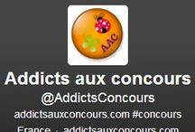 Addicts aux concours 2014