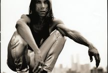 Anton Corbijn - Iggy Pop / Dutch Photiographer