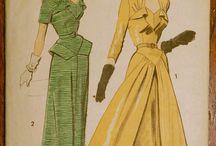 Стиль и мода 1950