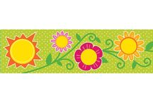 Spring & Summer Decor / Add some color to any room with these great spring and summer decorations and accessories.