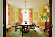Beautiful Dining Rooms / by Pat Swygert