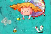 Fairy. Fee, Hada