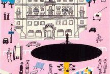 Stockholm illustrationer