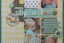 scrapbooking / by Barb Danforth