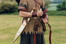 Ancient Roman Archers
