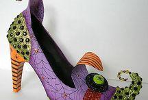 zapato bruja