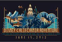 The Disneyland Resort in Anaheim California / The Disneyland Resort located in Anaheim California.  Visit Disneyland theme park, Disney's California Adventure and stay at the Disneyland Hotel, Disney's Paradise Pier, and Disney's Grand California Hotel.