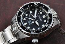 Diver Watch / Relojes de buceo