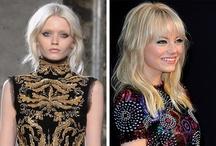 Platinum Hair- Transformation / Inspiration for my Marie Robinson transformation