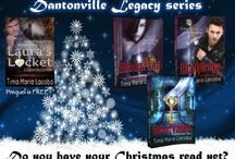 Christmas with the Dantonvilles / A very vampire Christmas.