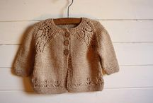 Crochet couture tricot