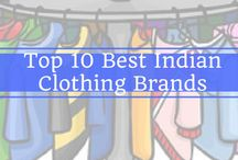 Top 10 Indian Clothing Brands