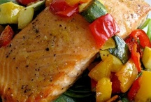Food // Recipes:  Salmon / Salmon recipes and nutritional facts / by Neat Dream Spaces Home Organizing