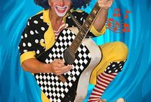 Chester The Clown / Chester The Clown is one of our clowns he does magic, sing along and balloon twisting in his show. We service Toronto and it's surrounding cities.