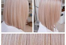 Different blonde