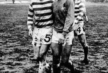 Zwart-wit Voetbal / Mooie nostalgische zwart-wit foto's van voetbal #football #soccer #black #white #photo #photography