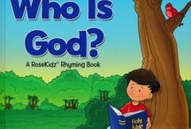 Kids Picture Books and Christian Board Books