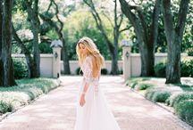 Hochzeitskleid lange Ärmel
