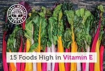 Vitamins, healthy eating