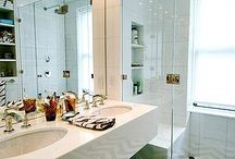 Bathroom Oasis / Bring that spa feeling to your own home. / by Dave Griggs Flooring America