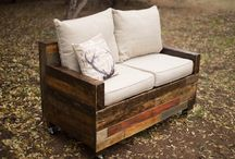 Treasure's Furniture / by Melanie Luttrell
