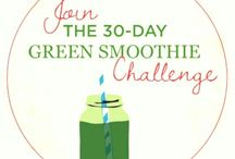30-Day Green Smoothie Challenge