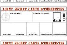 Détective/ agent secret