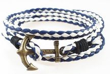 anchor bracelet / anchor jewelry https://www.couplenecklace.us/