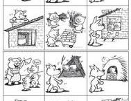 Benzi desenate
