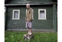 Russian photographers projects