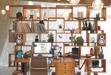 Creative Spaces / by Leisa