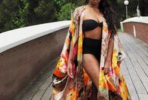 kimono africain
