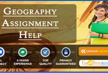 Geography Assignment Help Expert