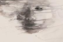 + Grey + / by Jane Wunrow