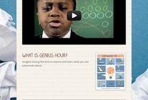 Genius Hour / by Skyelar Edwards