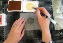 Stamping & Paper Techniques